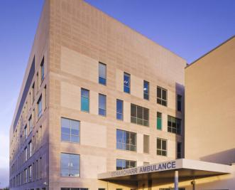 Garland   Critical Care Facility at University Hospital Limerick