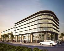 Office and Retail Park, Rayadah Housing Complex, Saudi Arabia
