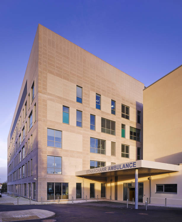 Garland | Critical Care Facility at University Hospital Limerick
